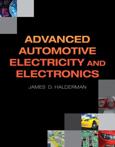 - Advanced Automotive Electricity and Electronics (Automotive Systems Books)