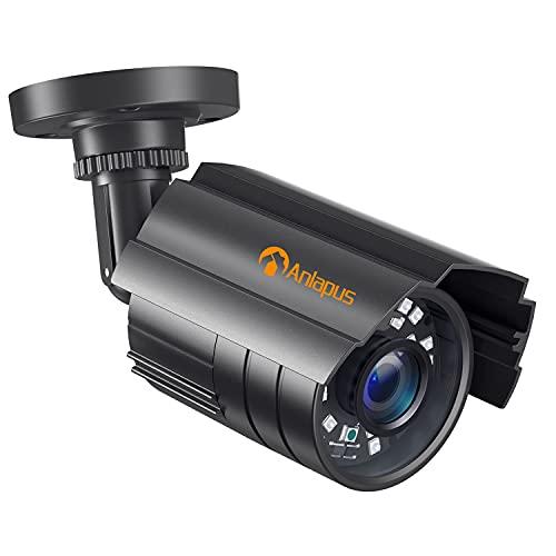 Anlapus 1080P Cámara de Vigilancia Exterior para CCTV Sistema de Seguridad a buen precio