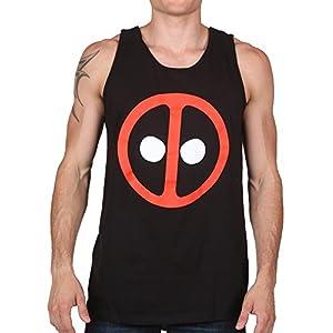 Marvel Deadpool Icon Men's Tank Top Shirt | L
