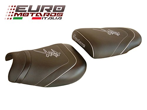 Suzuki Hayabusa 1999-2007 Top Sellerie Seat Cover Set Made In France REF2592 - Suzuki Hayabusa 2002 Seats