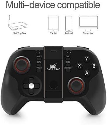 DMMW ASDQ VR Bluetooth Android Mini Joystick Controller, Gamepads para Juegos inalámbricos para PC, Smart TV: Amazon.es: Electrónica