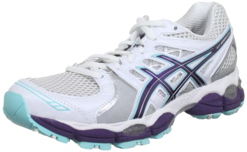 ASICS Gel Nimbus 14 purple/white (Size