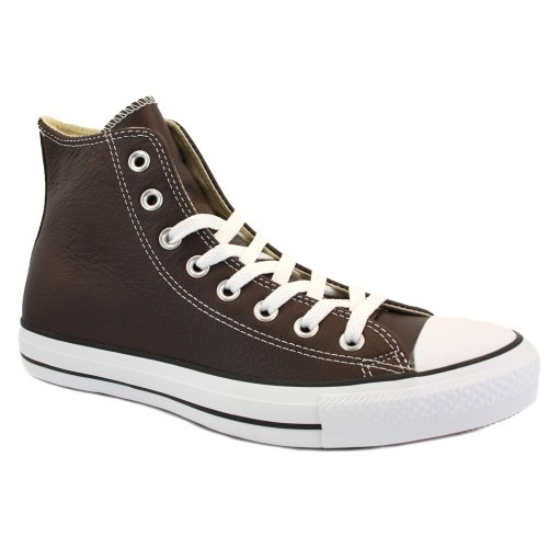 Lea Hi Star Marron Marron Chuck Core mode Taylor mixte Converse Baskets All adulte wxqF1BXn