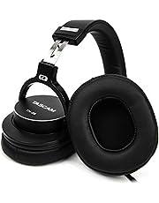 TASCAM TH-06 Bass XL TH06 - Auriculares de monitoreo