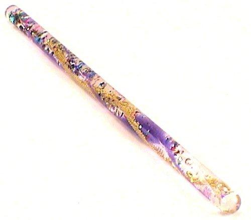 Motion Liquid Kaleidoscope - Space Tubes Wonder Wands Spiral Purple Gold