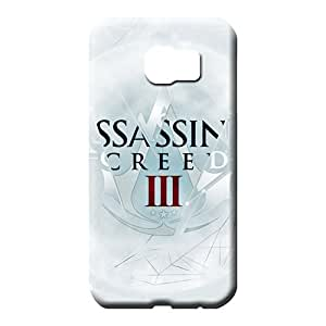 samsung galaxy s6 edge Proof Defender High Grade Cases cell phone shells assassins creed 3 poster