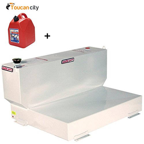 Weather Guard L-Shape Transfer Tank 360-3-01 and Toucan City Gas (Toucan Shape)