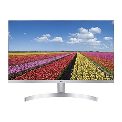 chollos oferta descuentos barato LG 27MK600M W Monitor FHD de 68 6 cm 27 con Panel IPS 1920 x 1080 píxeles 16 9 250 cd m NTSC 72 1000 1 5 ms 75 Hz Color Blanco
