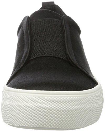 Steve Madden Goals-s Slip-on - Zapatillas Mujer Negro (Black)