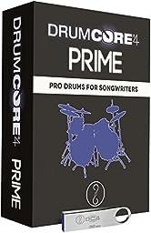 Sonoma Wire Works 005-000429 DrumCore 4 Prime Flash Virtual Instrument Plug-in