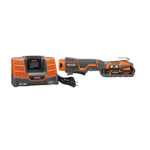 Ridgid R8620K X4 18-Volt Hyper Lithium JobMax Multi-Tool Base Kit New