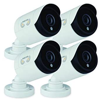 Amazon Com Night Owl Security 2 Pack Add On 1080p Wired