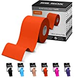 """NEWLY LAUNCHED KINESIOLOGY TAPE from SB SOX   """"SB SOX offer the most complete package...""""  """"...great quality products, low price, free e-book, 100% money back guarantee, and a very strong social media presence...""""  """"...unmatched value provided to the..."""