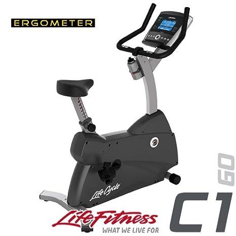 Life Fitness C1 GO - Elíptica de fitness: Amazon.es: Deportes y aire libre