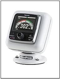 NavPod PP4101 PowerPod Pre-Cut for one instrument (3.6\