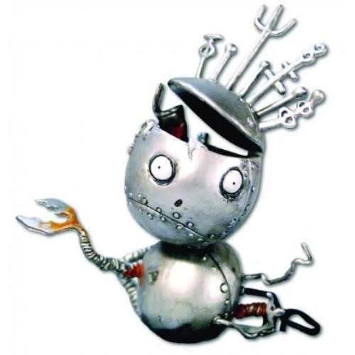 Dark Horse Deluxe Tim Burton Robot Boy 7.5