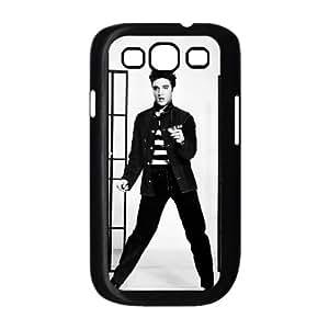 Elvis Presley Samsung Galaxy S3 9300 Cell Phone Case Black JR5252892
