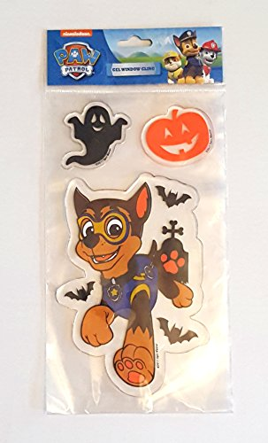 Halloween Window Clings (Paw Patrol) -