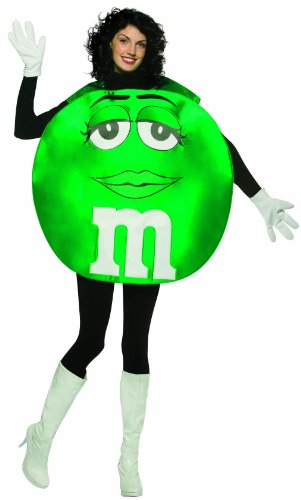 M&Ms Poncho Female Costume