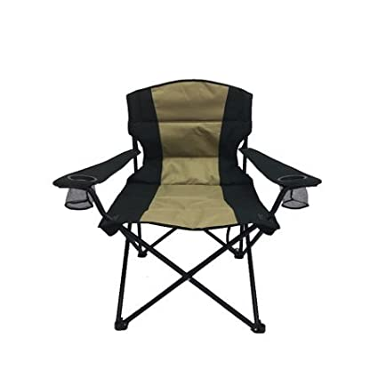 Amazon Com Ozark Trail Big And Tall Chair With 2 Oversize Built