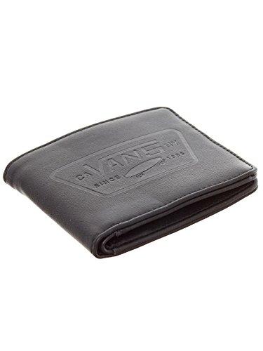 default Full Portefeuille Volets Noir Noir Vans Patch À Deux 0wBqvZ
