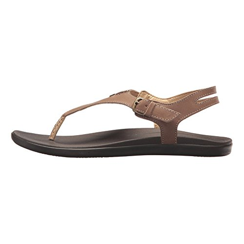 Sandal Dark Women's StrapThong Ankle Clay Java Eheu Olukai ZgYqwIq