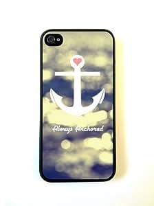 Always Anchored Beach Bokeh iPhone 5 Case - For iPhone 5/5G - Designer PC Case Verizon T Sprint by runtopwell