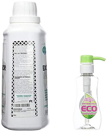 Excelsior SOAPFL3-U Liter Laundry Detergent with Eco Bottle, Fresh Scent (2) by Excelsior (Image #2)