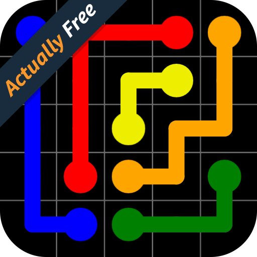 Flow Free (Two Dots Game)