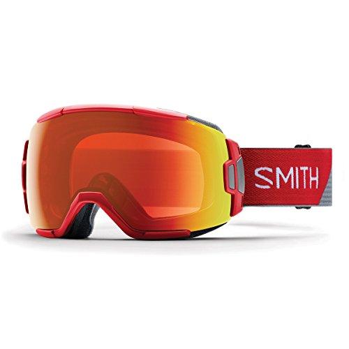 SMITH Vice Masque de Ski Homme Fire Split
