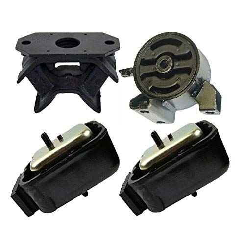 (ONNURI For 1993-1997 Geo Tracker 1.6L Engine Motor & Transmission Mount Set 4PCS! : A6813, A6813, A6807, A6816 - K0568)