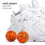 Sof Sole Sneaker Balls Shoe, Gym Bag, and Locker