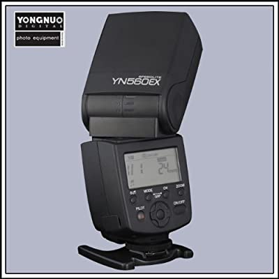 Professional Yongnuo YN560EX (Support TTL) Speedlight Flash Flashlight Speedlite from Yongnuo