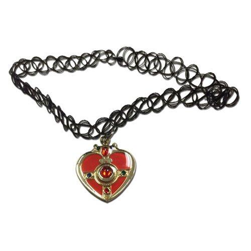 Heart Sailor Tattoo (Sailor Moon Cosmic Heart Tattoo Choker Necklace)