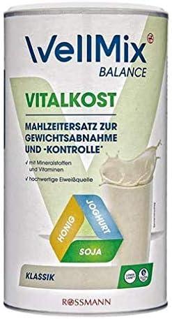 Mahlzeitersatz zur Gewichtsabnahme - Vitalkost Klassik - 500 g