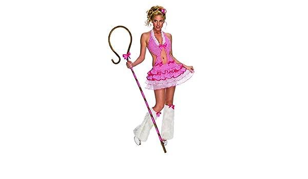 Disfraz de pastorcita Playboy para mujer - L: Amazon.es: Juguetes ...