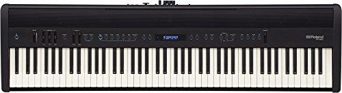 - ROLAND, 88 keys Digital Pianos - Stage, 88 keys (FP-60-BK)