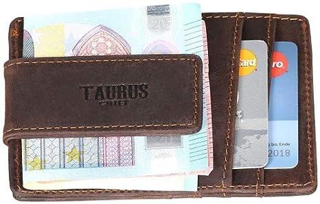 Brillant Fashion Echtes Leder Männer Geldbörsen Geld Clips Kurze Tasche Geldbörse Hohe Belastbarkeit Geldscheinklammern