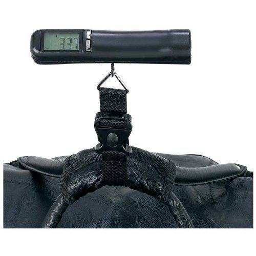 Worldoor ®ポータブル荷物スケールデジタルLEDバックライト付き40 kg x 10 g旅行ポータブル荷物手荷物スーツケースバッグ重量計量フックスケール88ポンド   B00RT4Y3JO