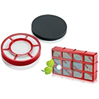 Severin Germany Bagless Vacuum Cleaner Replacement Filter Set