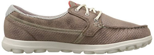 Zapatillas Mujer The On Skechers Mist Go Brown Deporte de 0RIIx1