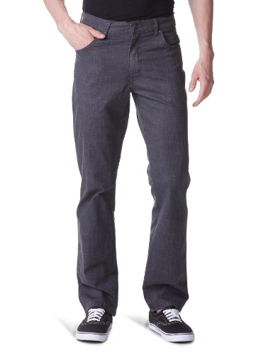 Wrangler Texas Jeans Stretch Nero Uomo Black wwqYBr