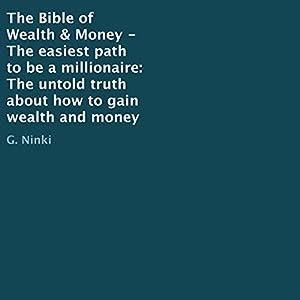 The Bible of Wealth & Money Audiobook