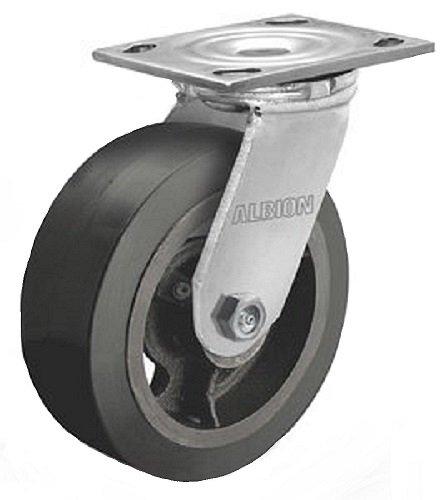 Albion 16MR06201S 16 Series Industrial Medium Duty Caster - 6