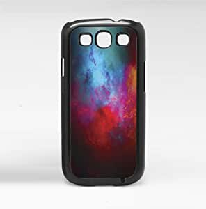 Colorful Rainbow Abstract Painting Hard Snap on Phone Case (Galaxy s3 III)