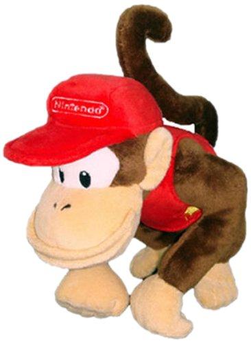 Plush Figure Diddy Kong 20 cm