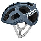 POC Octal, Helmet for Road Biking, Hydrogen, Navy Black, S