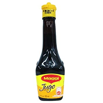 Maggi Jugo Seasoning Sauce, 3.38 oz (4 Pack)