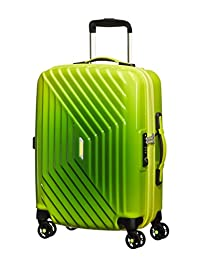 American Tourister Air Force 1 20-Inch Spinner Carry-On, Gradient Yellow, International Carry-On