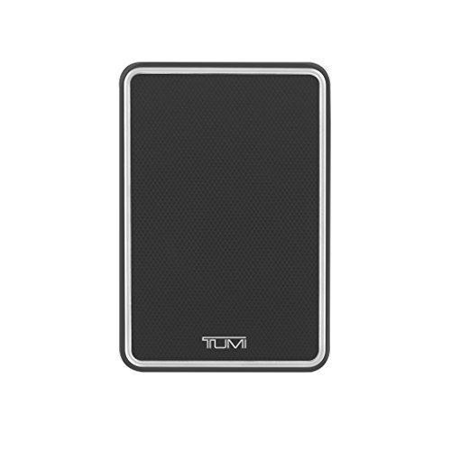 TUMI Portable Battery Bank - Leather Black